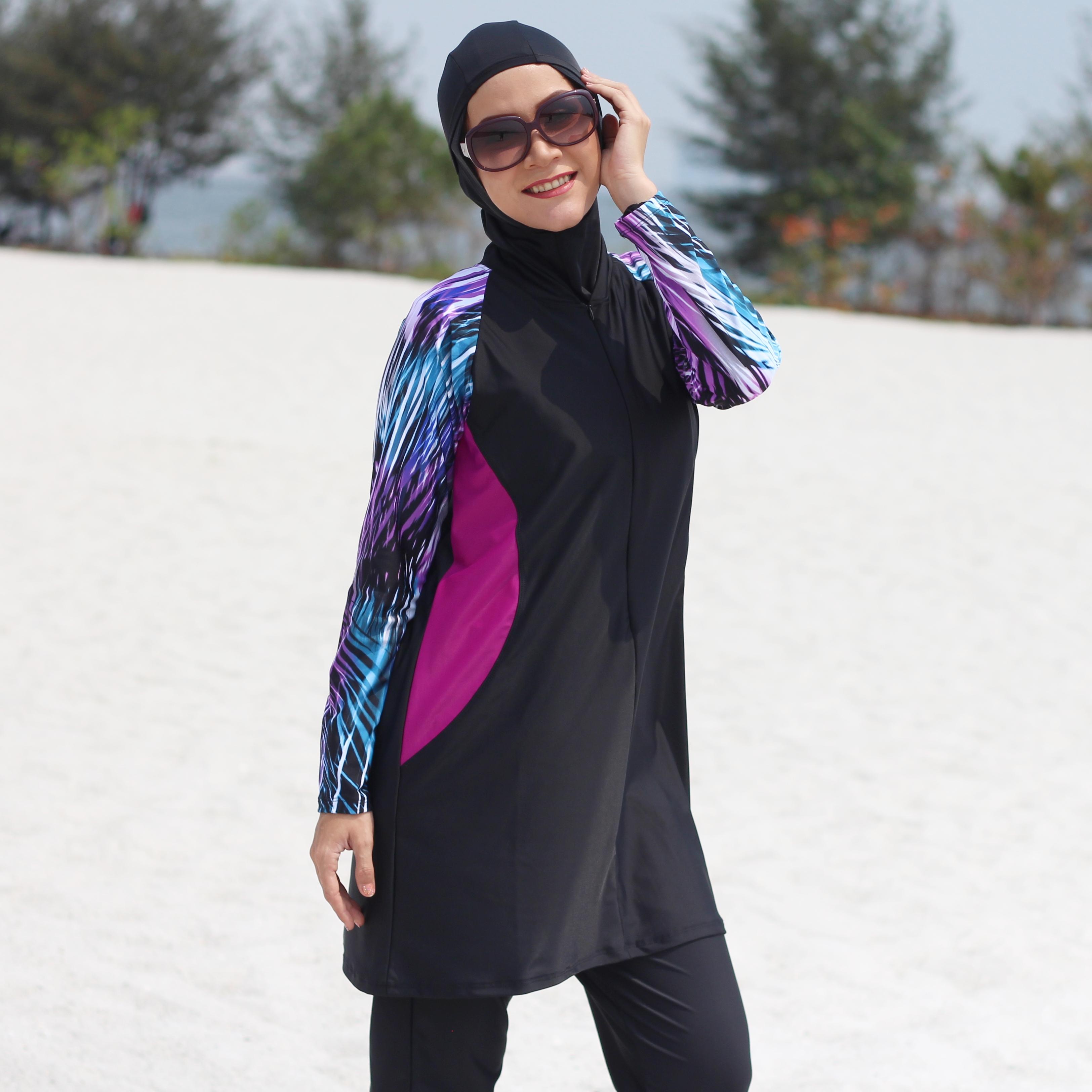 ADR04B/S Baju Renang Adra