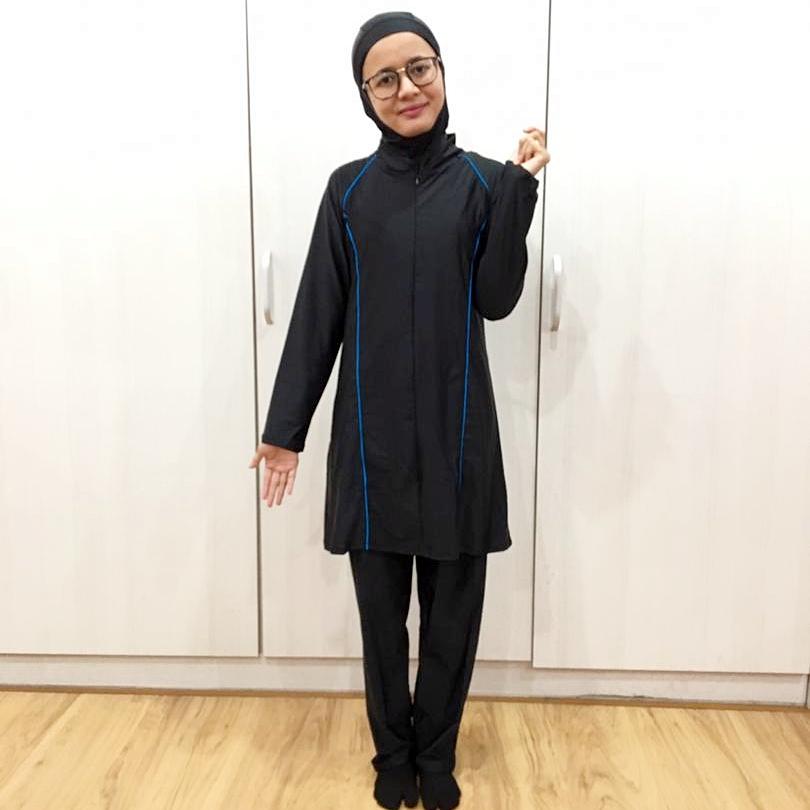 Inara08B/S Baju Renang Muslimah Inara